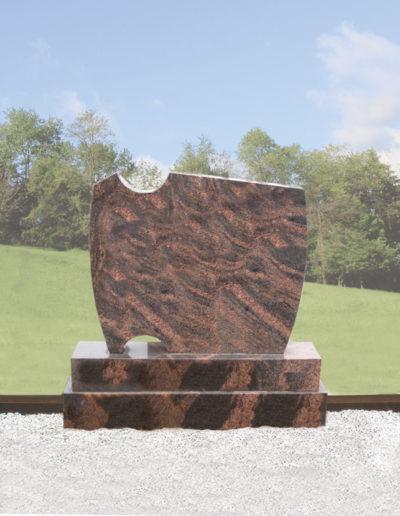 Deansgrange Shanganagh headstone memorials C1-Pandorab-1