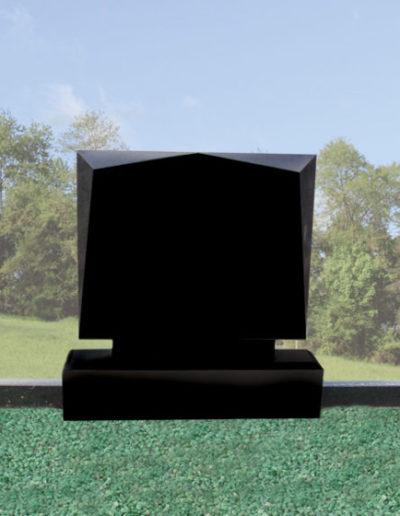 Deansgrange Shanganagh headstone memorials M2-1