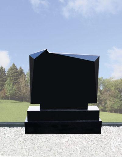 Deansgrange Shanganagh headstone memorials M5-1