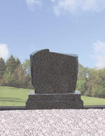 Deansgrange Shanganagh headstone memorials N1-1