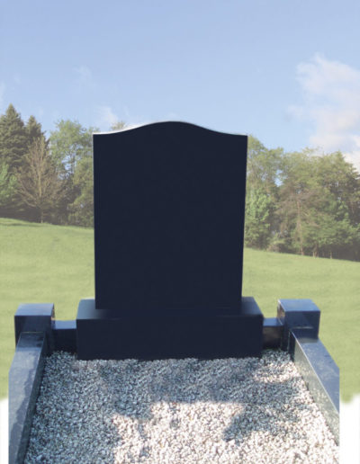 Deansgrange Shanganagh headstone memorials OG-1