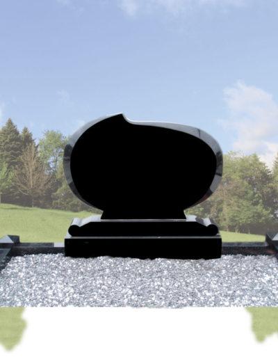 Deansgrange Shanganagh headstone memorials Pointed-Rug-Ball-1