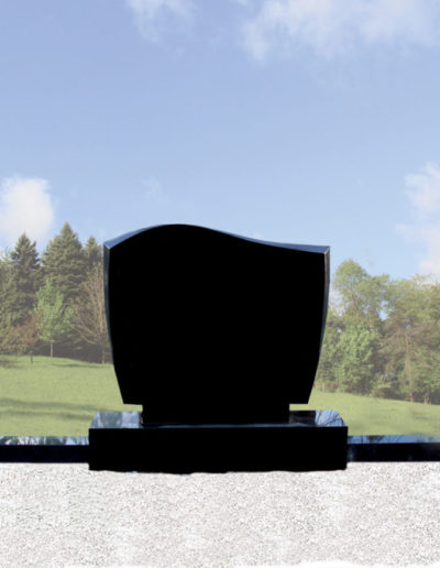 Deansgrange Shanganagh headstone memorials WJM-2