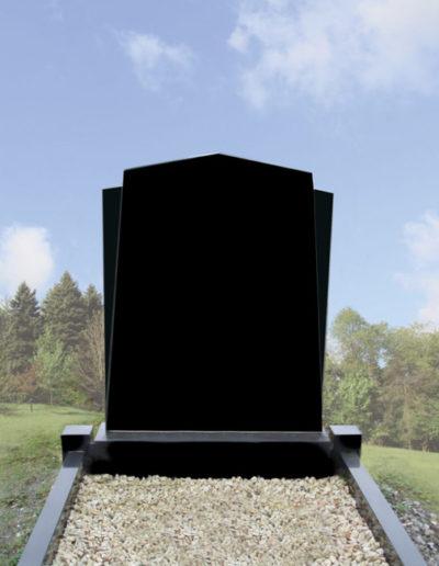 Deansgrange Shanganagh headstone memorials Winged-Apex-1