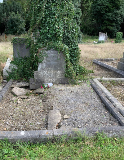 Deansgrange cemetery Before & After 2 (2)