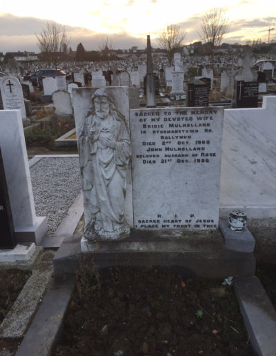 Deansgrange cemetery Before & After 9 (1)