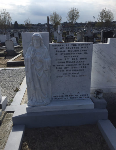 Deansgrange cemetery Before & After 9 (2)