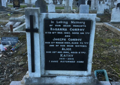 Deansgrange cemetery Inscription-before-3-e