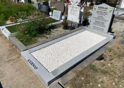 Deansgrange cemetery chippings & pebbles (10)