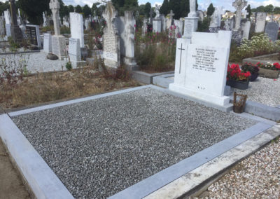 Deansgrange cemetery chippings & pebbles (3)