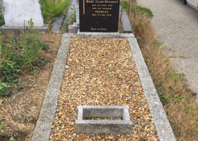 Deansgrange cemetery chippings & pebbles (4)