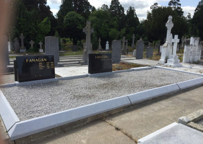 Deansgrange cemetery chippings & pebbles (6)