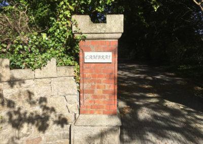 Deansgrange cemetery plaques books vases (26)