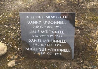 Deansgrange cemetery plaques books vases (29)