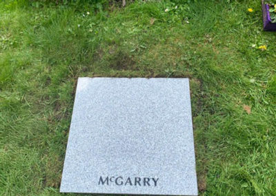 Deansgrange cemetery plaques books vases (36)