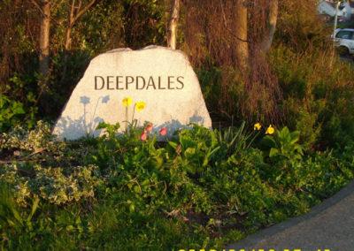 Deansgrange cemetery plaques books vases (4)