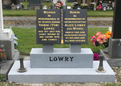 Palmerstown cemetery Inscription-after-2