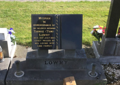 Palmerstown cemetery Inscription-before-2