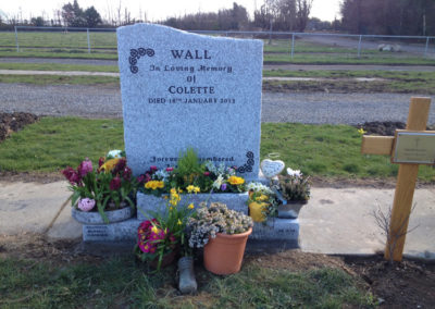 Shanganagh Cemetery Headstones