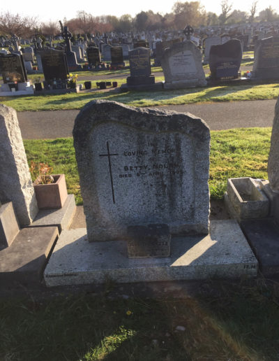 Shanganagh cemetery Before & After 20 (1)
