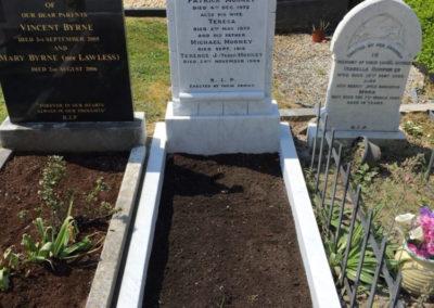St Peters Cemetery Headstones